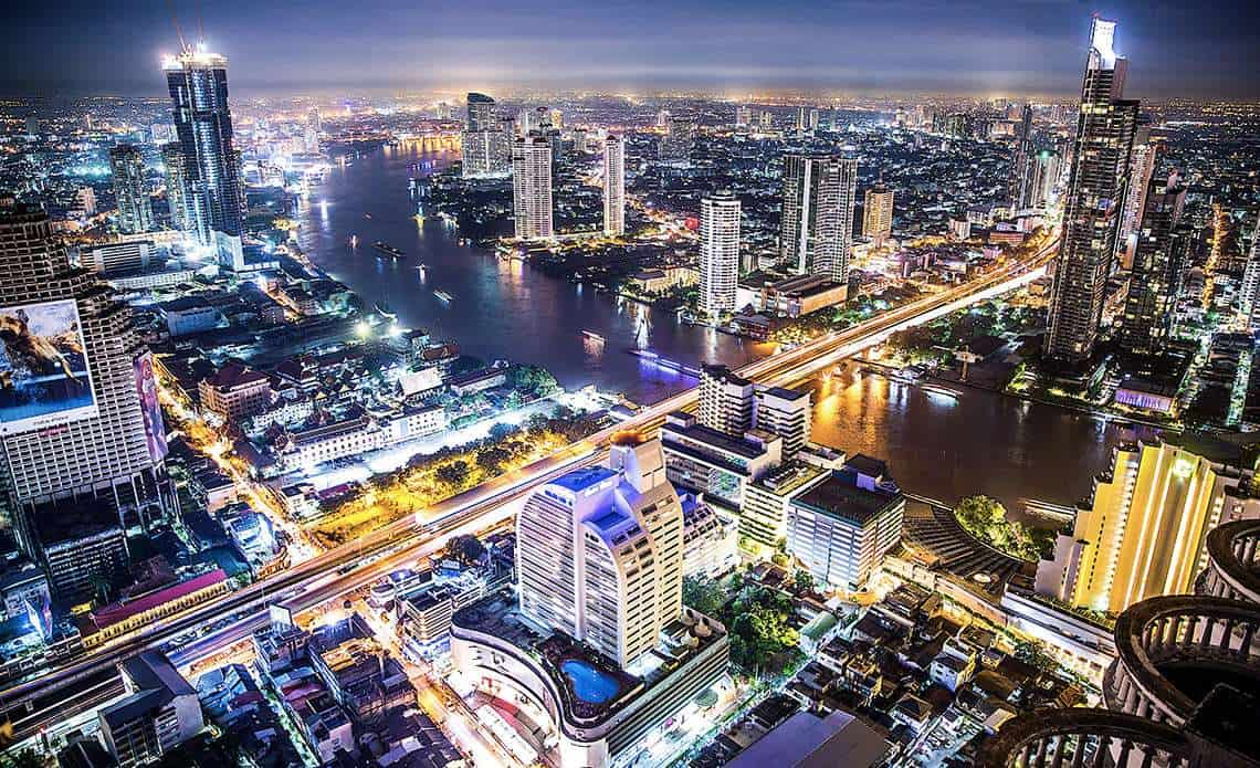 """Bangkok, One Of The Most Touristic City Out There, It's Special, It's Magical"""