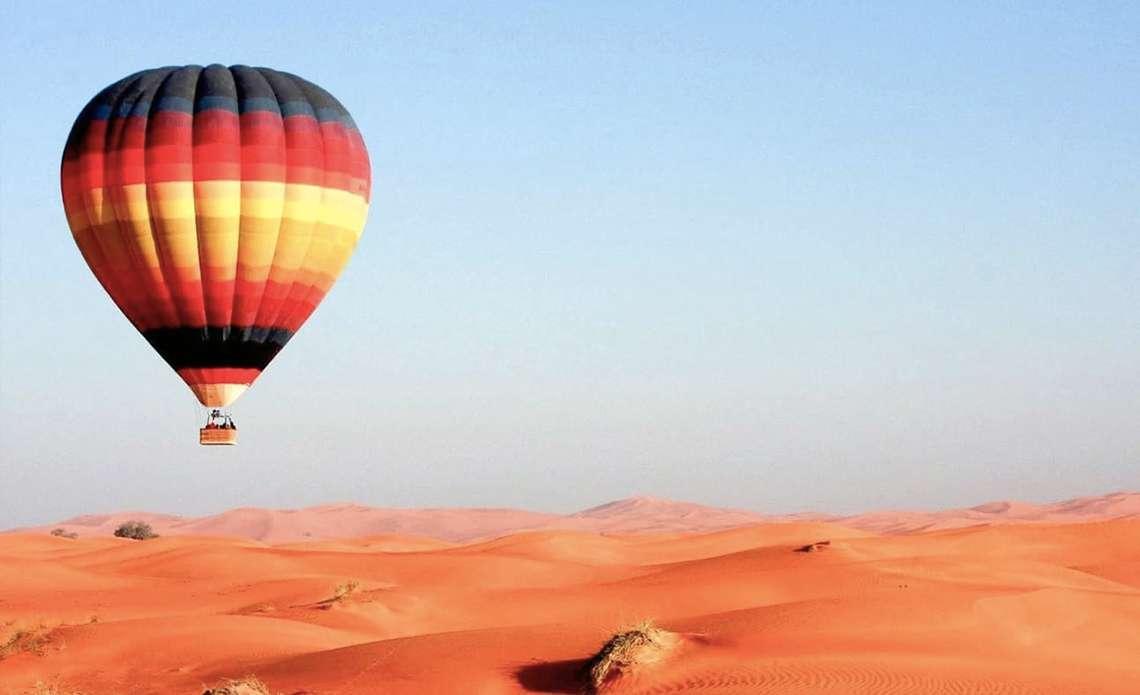Dubai Safari - The Unforgettable Deserts
