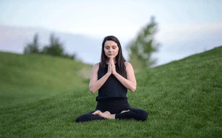 Vipassana Meditation Process