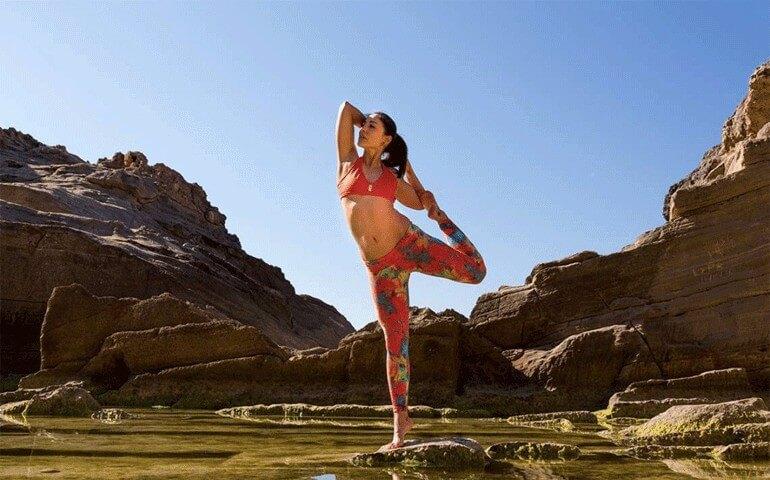 Vinyasa Yoga Benefits  Improves Body Posture