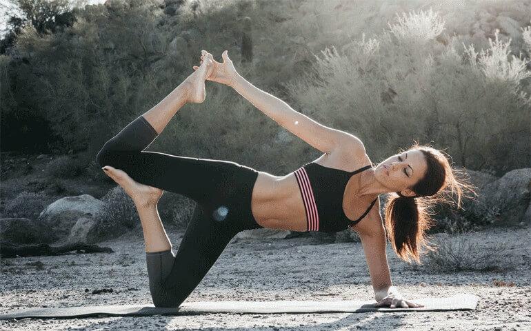 Vinyasa Yoga Benefits  Increases Flexibility Of The Body