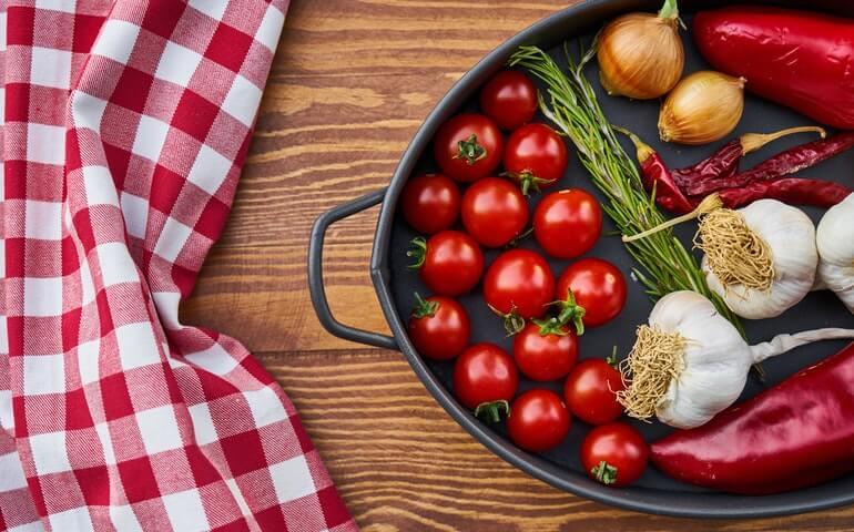 Garlic for healthy immune