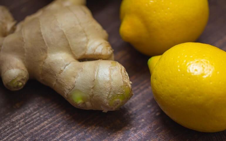Ginger for healthy immune