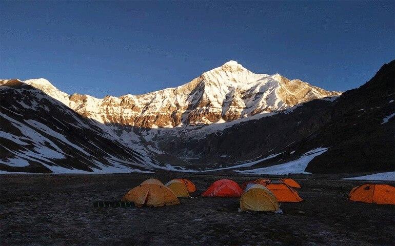 Where is Nanda Devi East Base Camp Trek