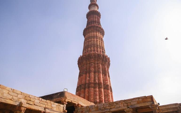 Qutub Minar of Delhi