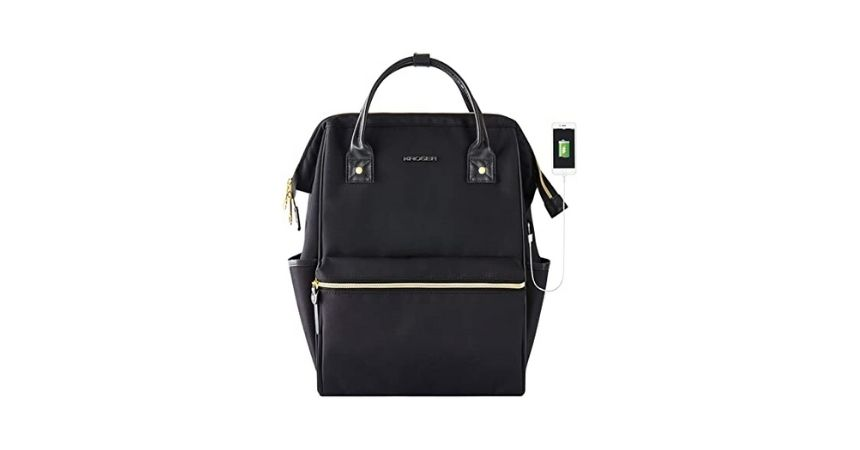KROSER Women's 15.6-Inch Laptop Backpack