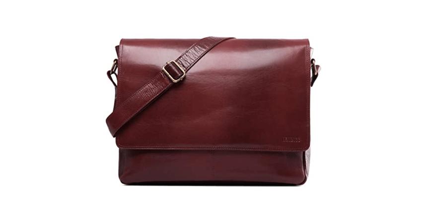 LEABAGS Oxford – Messenger Bag