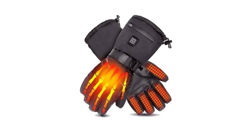 Loiion Heated Motorcycle Gloves
