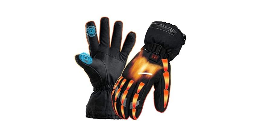 Sangu Touchscreen Thermal Heat Gloves