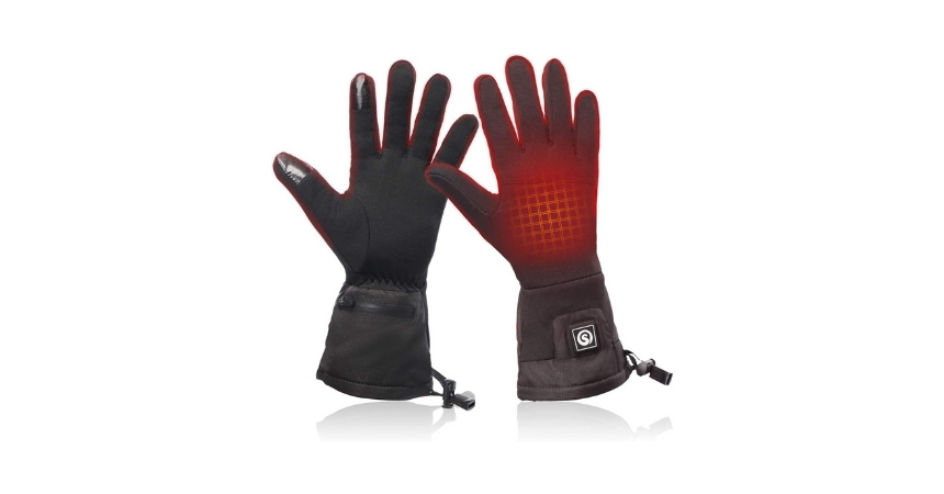 Snow Deer Heated Gloves For Men And Women