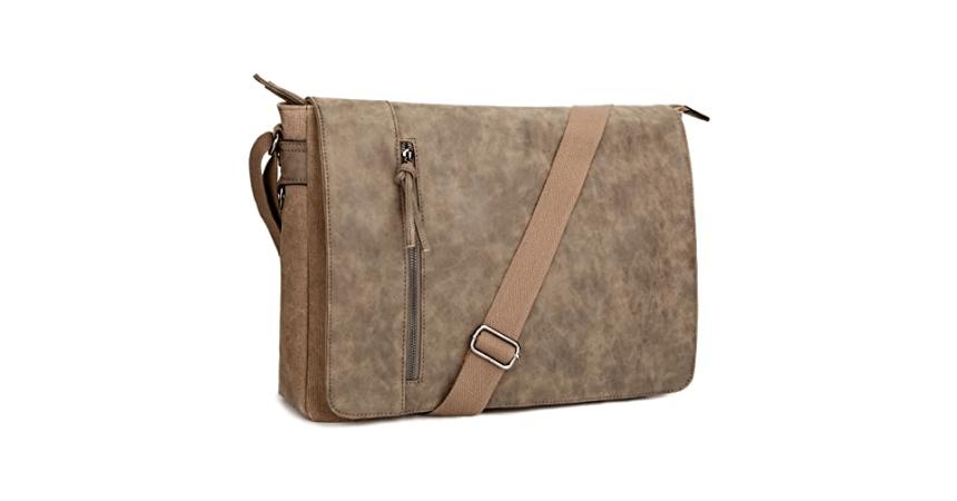 Tocode laptop messenger bag for women