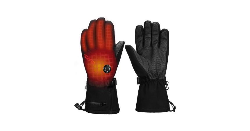 Velazzio Battery Operated Heated Gloves